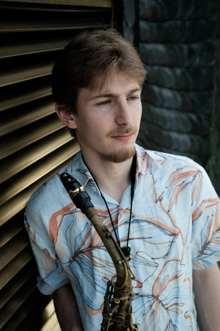 Tobias Haug Saxophon