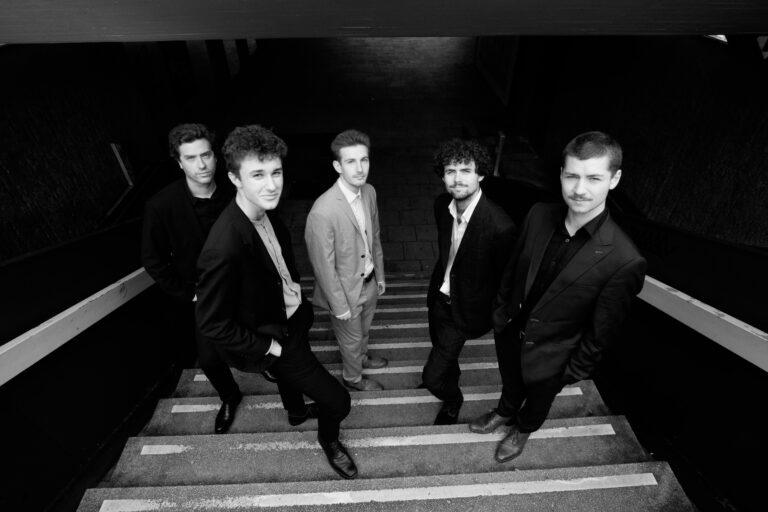 Tobias Haug Quintett